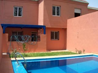 4 bedroom House with A/C in Marrakech - Marrakech vacation rentals