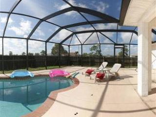 Pool with huge lanai - Villa Alexa Sun - Cape Coral - rentals