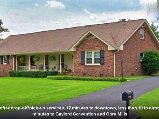 2 or 4 bedroom sleeps 8+ Airport/Downtown/Opry - Nashville vacation rentals