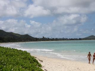Sea Grape Hale - Delightful Kama`aina Home Beachside in Kailua - Kailua vacation rentals
