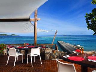 Luxury 4 bedroom Virgin Gorda, BVI villa. Amazing panoramic views of the beach and islands! - Spanish Town vacation rentals