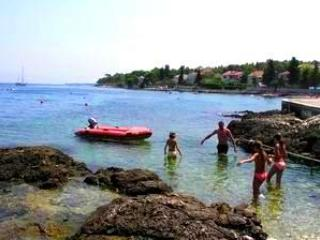 little beach in front of the house - Mala Bunta - Brac - rentals