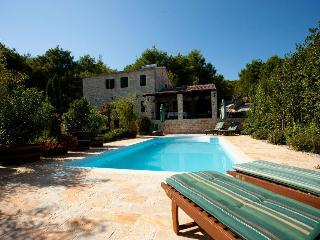 Authentic Croatian Luxury Villa with Private Pool - Turanj vacation rentals