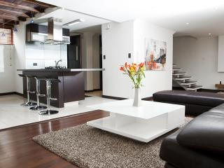 Contemporary 2 Bedroom Apartment in Zona T - Colombia vacation rentals
