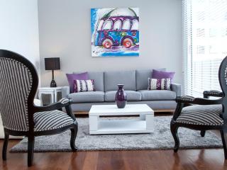 Elegant 2 Bedroom Apartment in Chico Navarra - Bogota vacation rentals