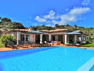 Supreme La Reserve-Villa 5, with luxury kitchen, sea views and private garden - Ramatuelle vacation rentals