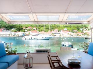 Mahi at Gustavia, St. Barth - On the Dock of the Harbour, Walking Distance to - Gustavia vacation rentals