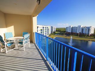 Nature Lovers' Paradise 3/2 Oceanwalk 8-603 - New Smyrna Beach vacation rentals