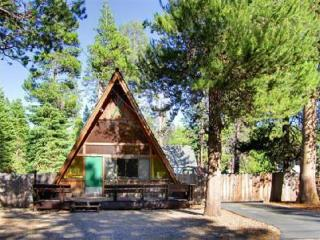 Classic A Frame, Modern Amenities - South Lake Tahoe vacation rentals