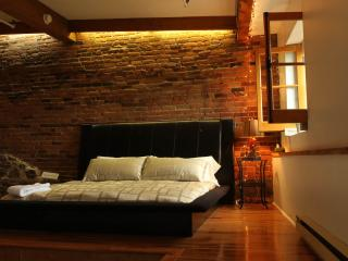 Brick & Hardwood Executive Loft in Old Montreal - Montreal vacation rentals