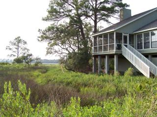 3 bedroom House with Internet Access in Fripp Island - Fripp Island vacation rentals