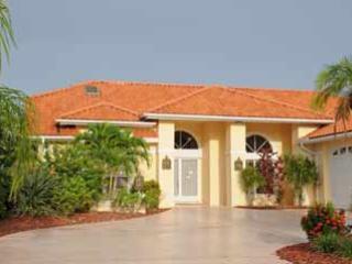 Front - Villa Palaco Grande - Cape Coral - rentals