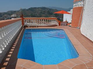 Villa Sol with fantastic sea view, priv. Pool WiFi - Almunecar vacation rentals