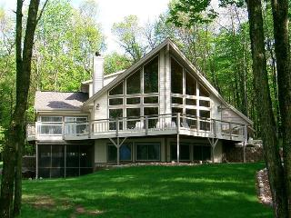 Lake Lodge on 9 acres of Lake Front - Merrillan vacation rentals