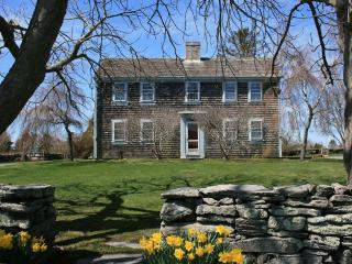 Charming 18th century farmhouse - Little Compton vacation rentals