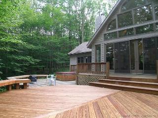 Berkana + Guest House = Perfect Family Retreat! - Davis vacation rentals