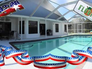Villa Tropical Sunbreeze with oversized big Pool - Cape Coral vacation rentals
