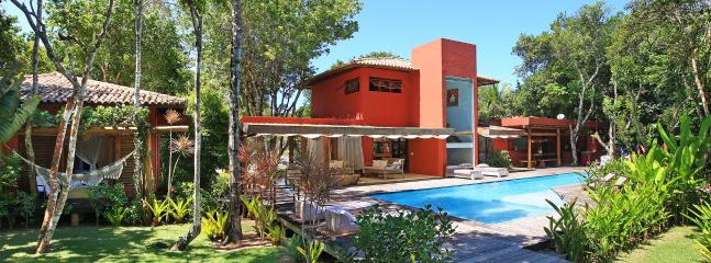 garden view - Villavermelha Trancoso. Close to Beach & Quadrado - Trancoso - rentals