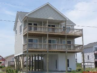 Heels in the Sand - North Topsail Beach vacation rentals