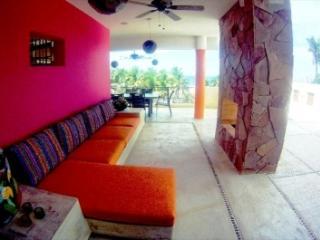 Stunning Modern Private Home, 30 Meters to Beach - Punta de Mita vacation rentals