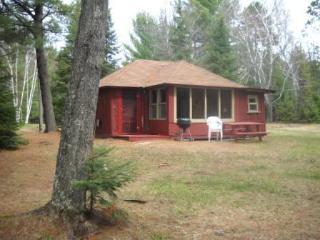 Kathan Inn & Resort - Fern (seasonal cabin) - Eagle River vacation rentals