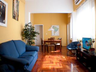 Quiet Art Deco Apartment in Recoleta - Buenos Aires vacation rentals