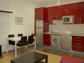1 bedroom apartment Sol Huertas - Madrid Area vacation rentals