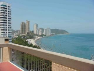 Oceanfront Penthouse Condo Facing the Caribbean - Santa Marta vacation rentals