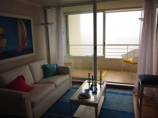 Reñaca, view of the Pacific - Concon vacation rentals