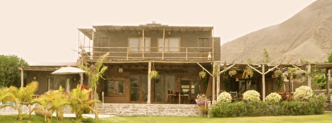 Entre Viñas - Pisco Vineyard Country House/Ranch - San Luis de Canete vacation rentals