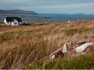 TIR NAN OG - SKYE LUXURY 4* COTTAGE O'ER THE SEA - Waternish vacation rentals