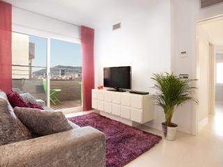 Luxury Skyline apartment - Barcelona vacation rentals