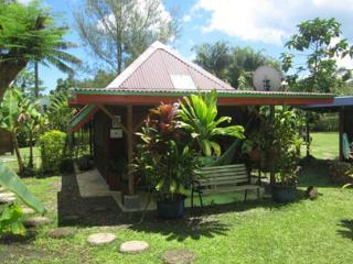 Fare Miti - Maharepa vacation rentals