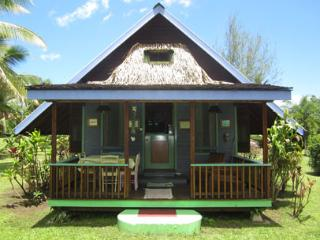 Fare Mahana - French Polynesia vacation rentals