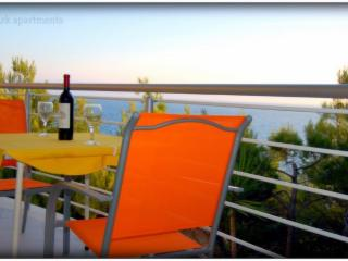 Ark 4* panoramic sea view suite 1/4, Squirrel - Stobrec vacation rentals