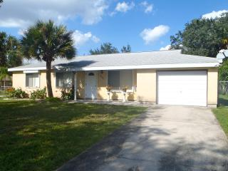 Bright House with Internet Access and A/C - North Port vacation rentals