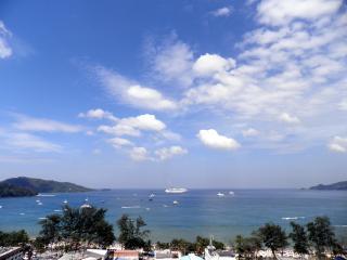 Patong bay view 2 balconies corner - Kathu vacation rentals