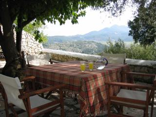 Traditional Old House in coolest village of Lefkas - Karya vacation rentals