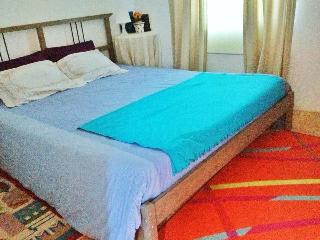 Bedroom view - Double bed - Casas Botelho Elias - Turismo Rural - Pinhao - rentals