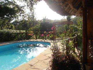 Comfortable bungalow, private pool, chef, close to the beach,situated in a lush tropical garden,Eco-friendly environment, - Kilifi vacation rentals