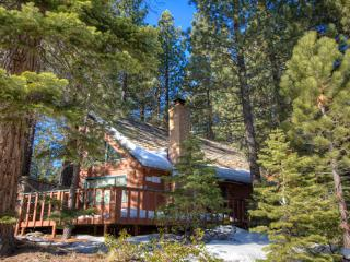 Wonderful Cabin with Hot Tub, Next to National Forest ~ RA681 - South Lake Tahoe vacation rentals