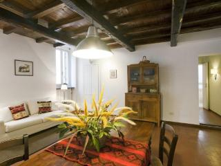 Spacious 2 bedroom apt in lovely Trastevere - Rome vacation rentals