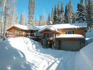 exterior - Uinta Lodge - 100 yards to slopes - Brighton - rentals