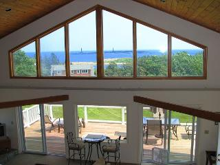 Annetti's Watch: Sleeps 12 with ocean views & central A/C. 0.5 mi to beach - North Shore Massachusetts - Cape Ann vacation rentals