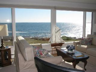 Popples Cove House: Private & serene waterfront setting - Rockport vacation rentals