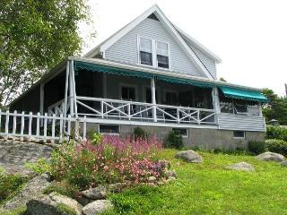 Thurston Point: Waterfront rental with deepwater dock on Annisquam River! - Gloucester vacation rentals