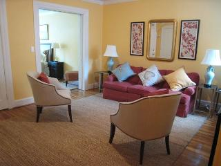 Large 1BR in DuPont Circle; two-block walk to Metro; Patio - Washington DC vacation rentals