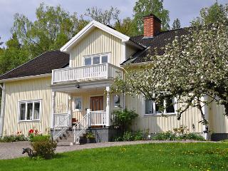 Stay at a real Swedish manor house. - Sweden vacation rentals