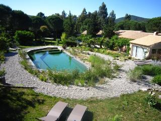 Villa les Hesperides in Grimaud - Apartment Standard 3* for 2 - Grimaud vacation rentals