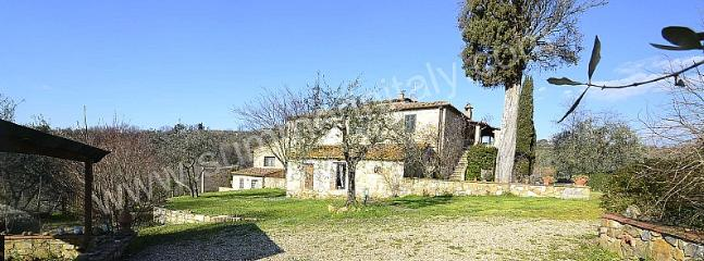 Casa Sparviero B - Image 1 - San Donato in Poggio - rentals